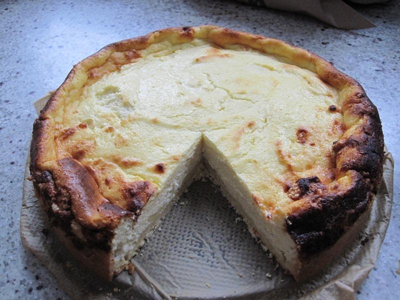 Mutti Küche Leer | Quark Kasekuchen Ohne Boden Muttis Kochblog