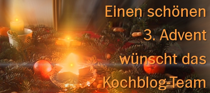 Zum 3. Advent
